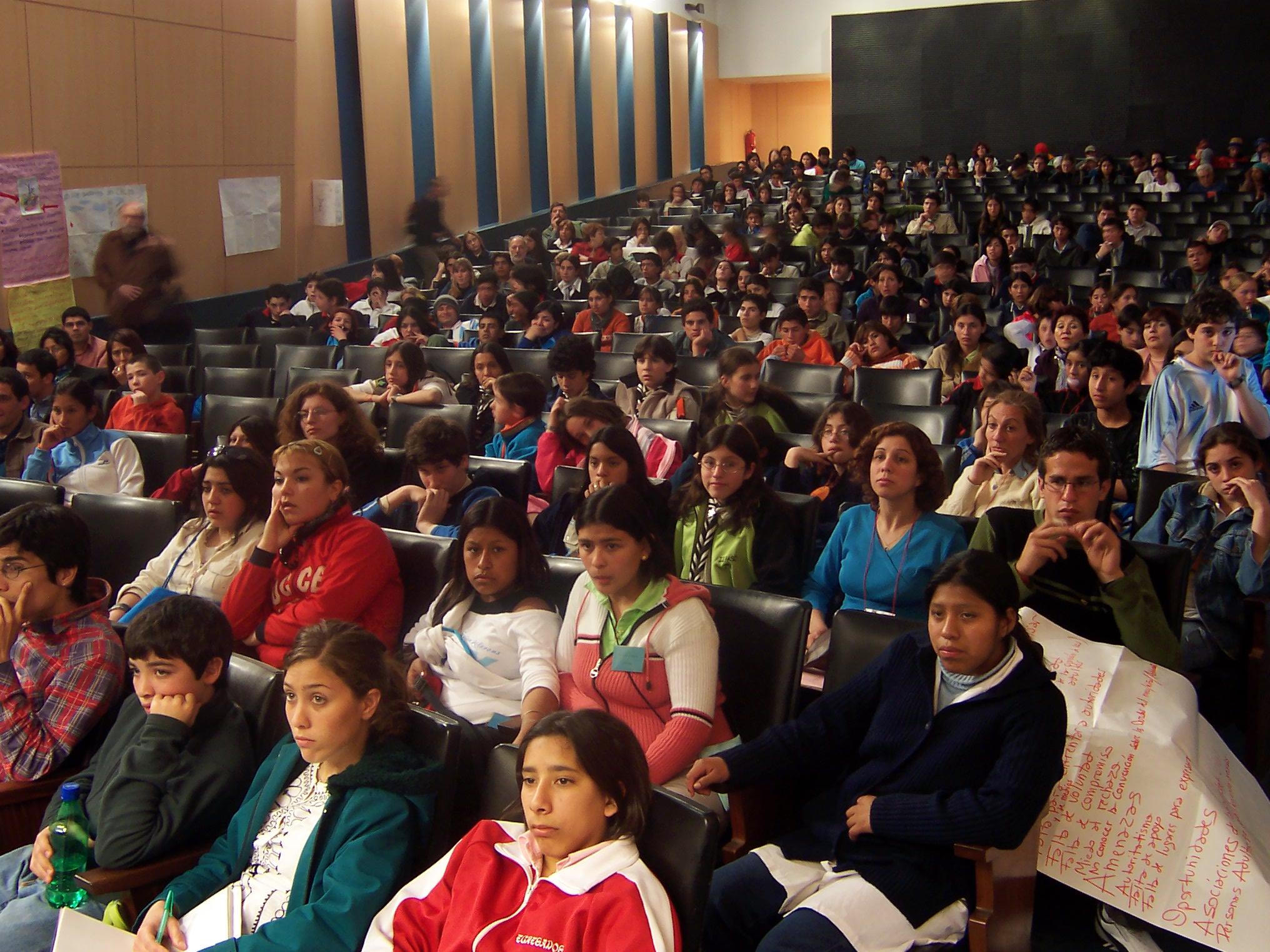 Conclusiones del Foro Mundial sobre Planes Nacionales de Acción para la Infancia, organizado por el CASACIDN en septiembre de 2004.