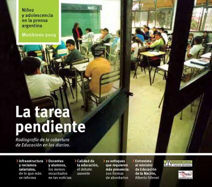 Los diarios y la educación: La tarea pendiente
